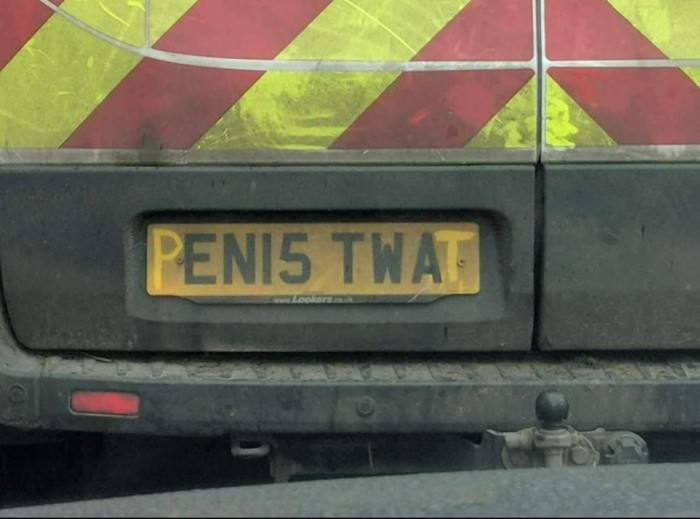 A fine example of sophisticated British humour