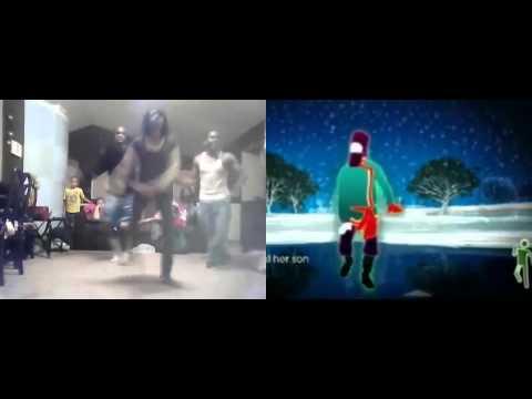 Just Dance 2 – Rasputin (side by side) – YouTube