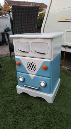 VW drawers