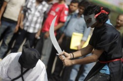 Saudi Arabia will execute 'atheist for insulting the prophet'
