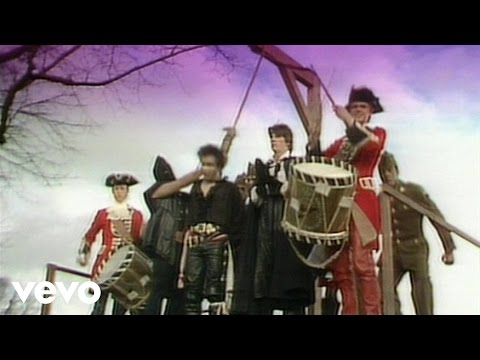 Adam & The Ants – Stand And Deliver (Video)
