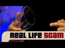 Real Life Scam: Bartenders