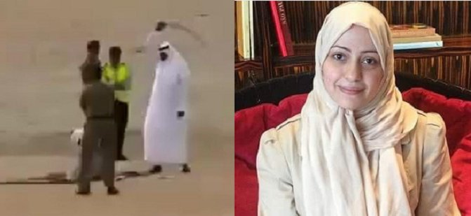 Human rights activist #Esraa_Al_Ghamgam was executed by authorities in Saudi Arabia with a sword ...