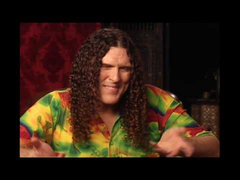 "In 2003, Weird Al produced a parody of Eminem's ""Lose Yourself"", but Eminem didn't let him make a music video for it. Weird Al released a mock interview with Eminem instead."