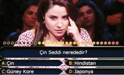 Turkish contestant fails to answer 'where is Great Wall of China?'