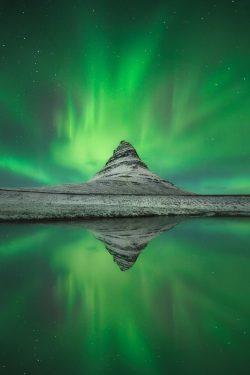 Aurora season has started in Iceland