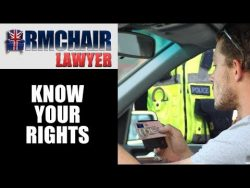 Stopped in a Vehicle: Do You Have to Give Your Details?