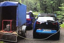 The truth and reality of electric cars in one simple photo