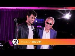 Andrea & Matteo Bocelli – Perfect Symphony (Ed Sheeran Cover) Radio 2 Piano Room