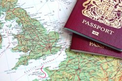 UK passport drops nine places to 21st most powerful in the world