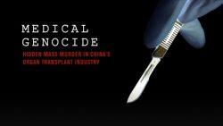 Medical Genocide: Hidden Mass Murder in China's Organ Transplant Industry