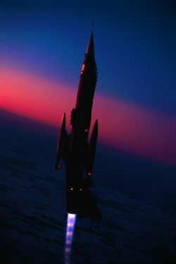 Afterburner diamonds, F104 starfighter