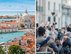Disappointing photos show what Venice looks like in real life, from extreme overcrowding and dev ...