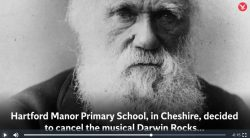 School cancels play about Darwin and evolution after Christian parents complain