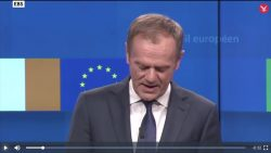 Who does Donald Tusk think he is? We've always been so civil with these 'EU dirty rats'