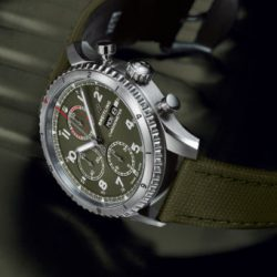 TIL The bezel on a dive watch only turns counterclockwise so that if the bezel is bumped acciden ...