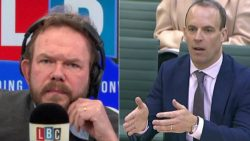 James O'Brien Takes Apart Dominic Raab's Comments One-By-One