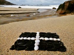 Happy St. Pirans day Gool peran lowen
