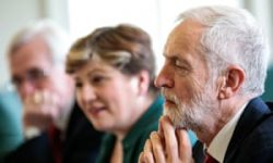 Why is Labour just letting the Brexit party win the European elections?
