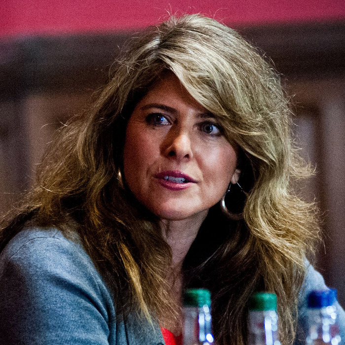 Here's an Actual Nightmare: Naomi Wolf Learning On-Air That Her Book Is Wrong