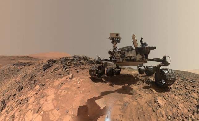 Nasa finds gas on Mars that suggests 'recent alien life'