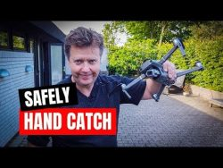 Mavic 2 Pro Hand Catch