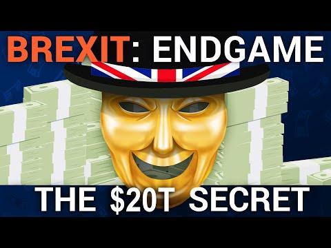 Brexit: Endgame – The $20 Trillion Secret, with Stephen Fry