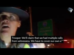 Cops illegally confiscate guy's phone and accidentally record themselves debating the best ...