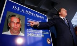 Jeffrey Epstein: how US media – with one star exception – whitewashed the story