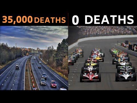 Speed Limits Don't Make Roads Safer!!