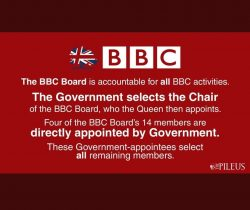 BBC, third rate conservative propaganda brought to you by government appointed lackeys