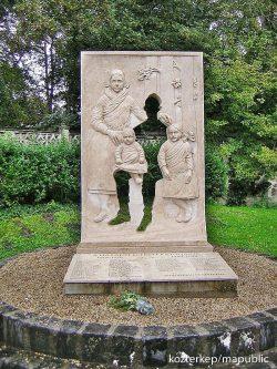 Brilliant memorial to fallen soldiers