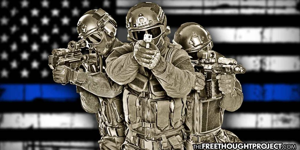 US Police Have Killed Over 1,200% More Citizens Than Mass Shooters Since 2015t Project