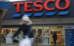 Tesco raises prices of more than 1,000 products in past two weeks, including household staples s ...