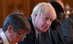 Boris Johnson accused of misleading public over police numbers