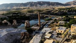 An ancient Turkish town could disappear underwater in weeks