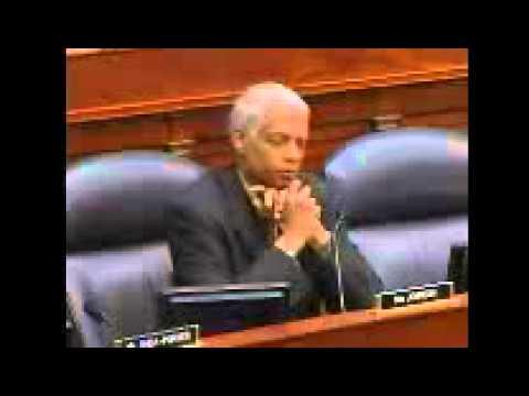 Congressman Hank Johnson fears Guam will tip over