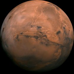 The clearest image of Mars ever taken