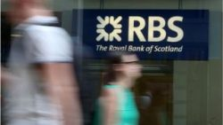 RBS slumps to loss after £900m hit from PPI