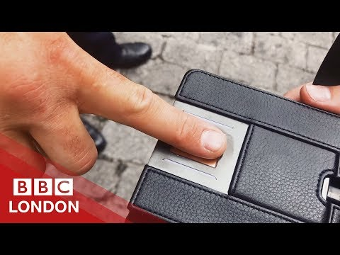 This gadget means police can ID you anywhere – BBC London