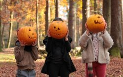 Halloween 2019: How Celtic trick-or-treating and Gaelic turnip-carving led to the American celeb ...