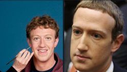 Wax model of Mark Zuckerberg looks more lifelike than the actual Mark Zuckerberg