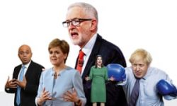 Frankie Boyle's election countdown: 'You'll be praying they prorogue the next parliament&# ...