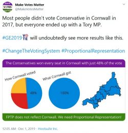 Most people didn't vote Conservative in Cornwall in 2017, but everyone ended up with a Tor ...