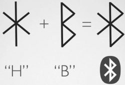 Bluetooth is named after a tenth-century Viking king. An employee at Intel thought of the name,  ...