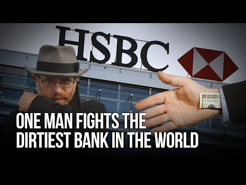 Whistleblower Takes On The Dirtiest Bank In The World (Full Interview)
