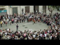 Ode to joy flash mob, EU anthem