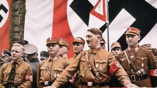 Hitler and the Nazis Come to Power: 1933