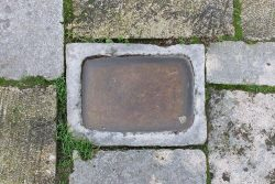 The Ottomans placed carved cobblestones on streets to collect water so thirsty birds and street  ...