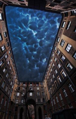 Mamatus clouds